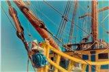 Figurehead Mermaid Pirate