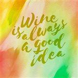 White Wine is Always a Good Idea