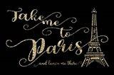 Leave Me in Paris