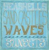 Seashells & Sand Castles