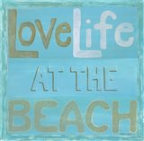 Love Life at the Beach