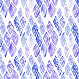 Purple Diamonds Pattern
