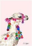 Little Llama Pink