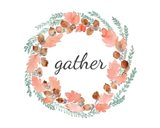 Gather Fall Wreath