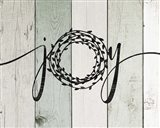 Joy Rustic Wreath II