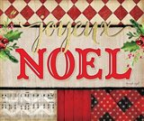 Joyeux Noel Plaid