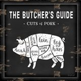 Butcher's Guide Pig