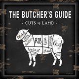 Butcher's Guide Lamb
