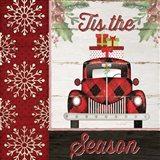 Tis the Season Truck
