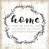 Home - A Story of Where We Are