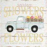 Spring Showers Truck