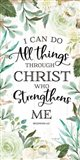 I Can Do All Things Through Christ II