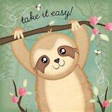 Take It Easy Sloth