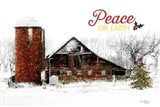 Peace on Earth Barn