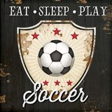 Eat, Sleep, Play, Soccer