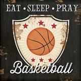 Eat, Sleep, Pray, Basketball