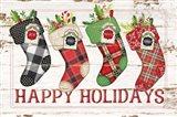 Happy Stockings