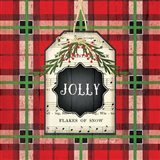 Jolly Christmas Plaid
