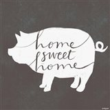 Home Sweet Home Pig