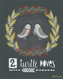 2 Turtledoves