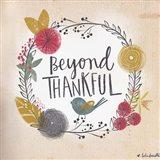 Beyond Thankful