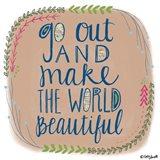 Make the World Beautiful