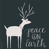 Peace on Earth Reindeer