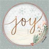 Joy Snow Globe