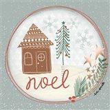 Noel Snow Globe