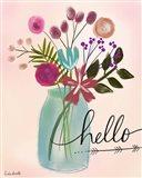 Hello Floral Bouquet