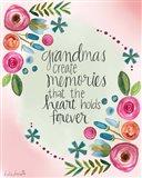 Grandma Memories