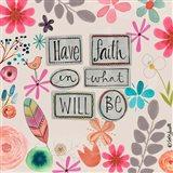 Faith Will Be