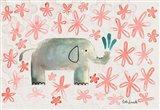Floral Elephant