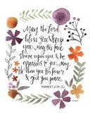 Numbers Prayer
