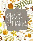 Give Thanks II