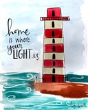 Home is Where Your Light Is