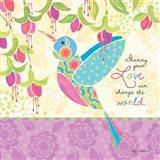 Sharing Hummingbird
