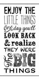 Little Things BNW