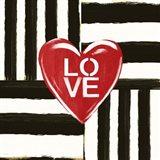 BW Stripe Love