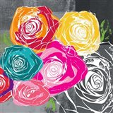 Colorful Roses II