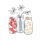 Three Full Jars