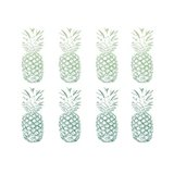Green Ombre Pineapples