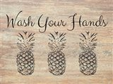 Wash Your Hands on Wood