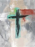 Contemporary Cross III
