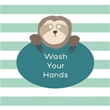 Wash Hands Sloth
