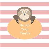 Brush Your Teeth Sloth
