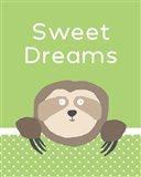 Sweet Dreams - Green