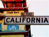 Corner of California
