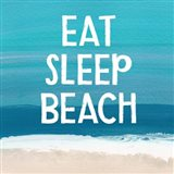 Eat, Sleep, Beach