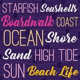 Cape Cod Typography